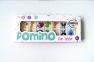 DOMINO Animals white set