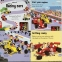 Wind-up Racing Cars (Usborne Wind-up Books) 3