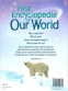First Encyclopedian of Our World (Usborne First Encyclopaedias)  3