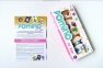DOMINO Animals white set 3