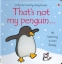 That's Not My Penguin Book and Toy 0