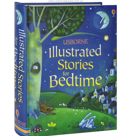 Illustrated Stories for Bedtime (Illustrated Story Collections)