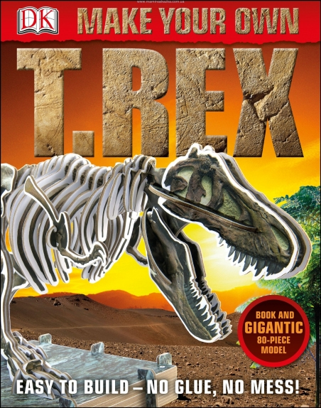 Make Your Own T-Rex