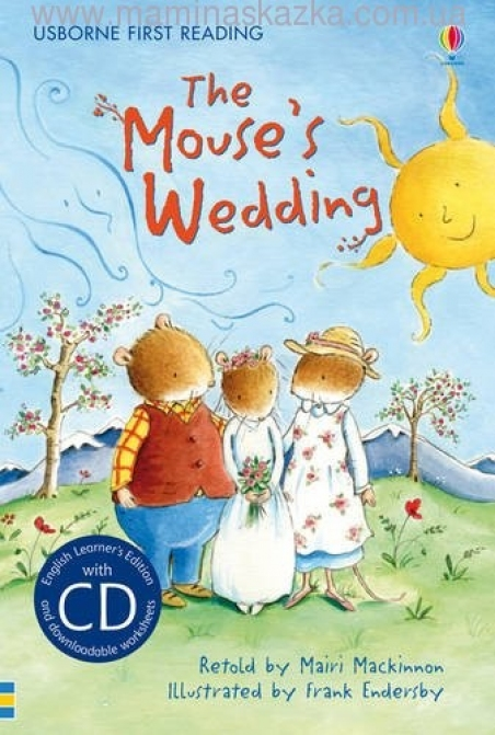 Mouse's Wedding + CD
