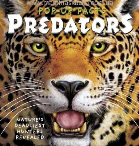 Pop-Up Facts: Predators