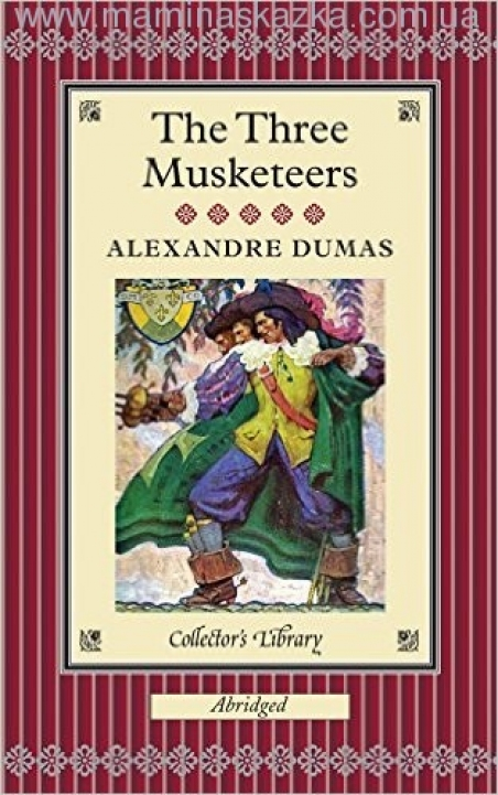 The Three Musketeers (Collector's Library)