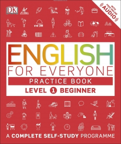 English for Everyone Practice Book Level 1