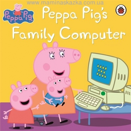 Peppa Pig's Family Computer