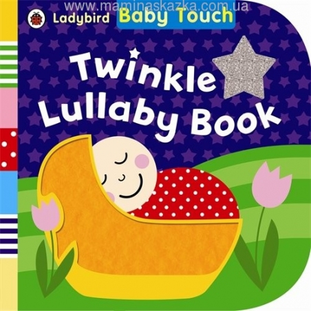 Twinkle Lullaby Book