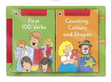 English for Beginners: Pack 1