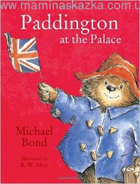 Paddington at the Palace