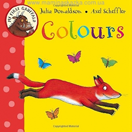Colours (My First Gruffalo)