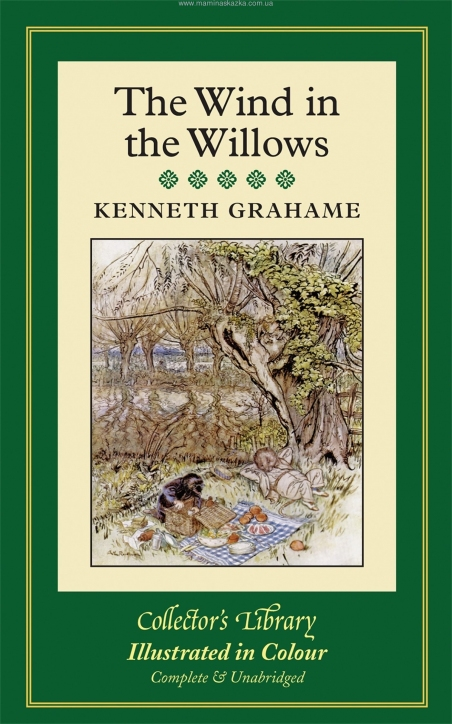 The Wind in the Willows colour