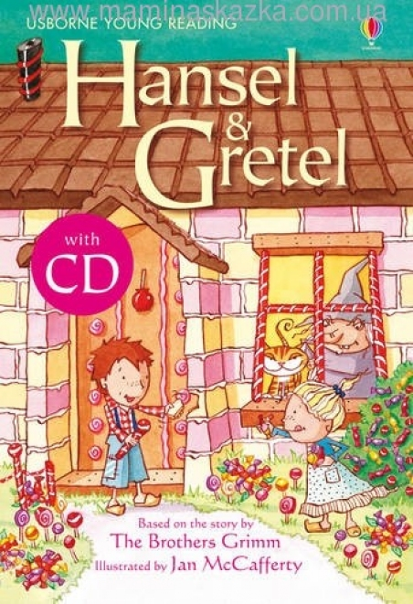 Hansel & Gretel + CD