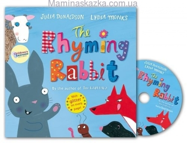 The Rhyming Rabbit + CD