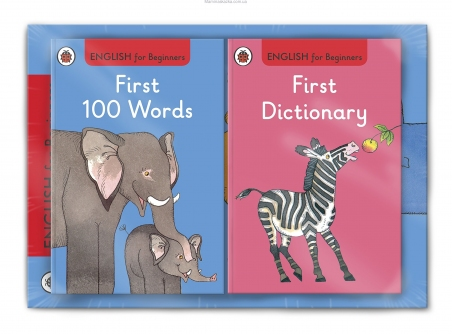 English for Beginners. Pack 2