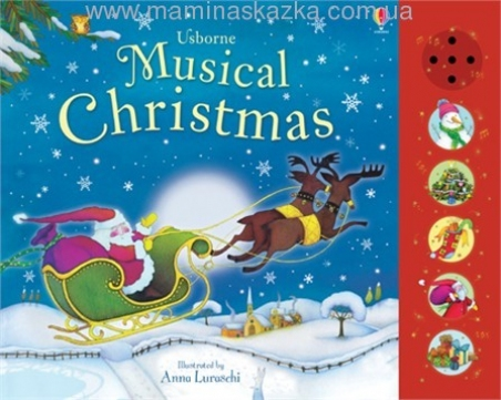 Musical Christmas (Musical Books)