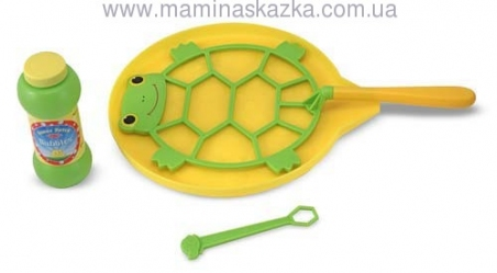 Tootle Turtle Bubble Set  (Мыльные пузыри
