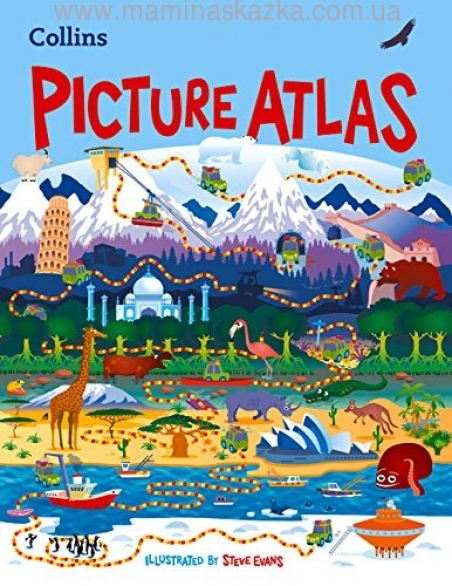 Collins Picture Atlas