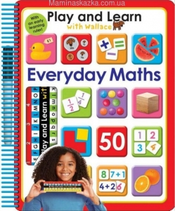 Everyday Maths (Play and Learn with Wallace)