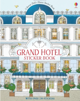 Grand Hotel Doll's House Sticker Book