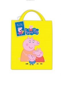 Peppa Pig Yellow Bag