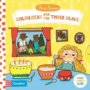 Goldilocks and the Three Bears (First Stories)