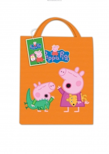Peppa Pig Orange Bag