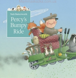 Percy's Bumpy Ride (Tales From Percy's Park)