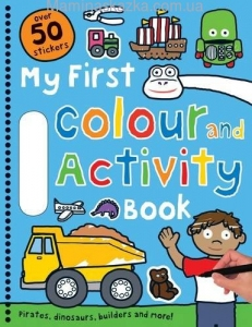 Blue (My First Colour and Activity Books)