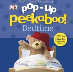 Pop-up Peekaboo Bedtime