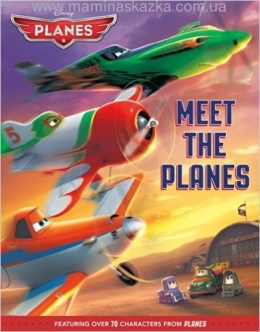 Meet the Planes (Storybook Classic)