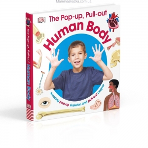 The Pop-Up, Pull-Out Human Body: Amazing Pop-up Skelleton and Pull-out Pages!