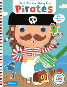Pirates (First Sticker Story Fun)