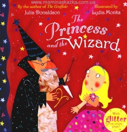The Princess and the Wizard +CD