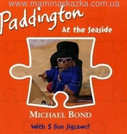 Paddington at the Seaside (Jigsaw Book)