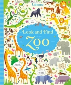 Look and Find: Zoo