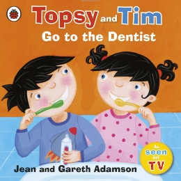 Topsy And Tim Go To The Dentist (Topsy & Tim)