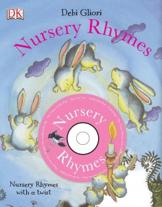 Nursery Rhymes + CD