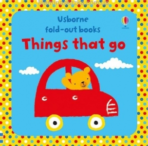 Things that Go fold-out book