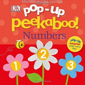 Pop-Up Peekaboo! Numbers