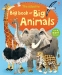 Usborne Big Book of Big Animals (Usborne Big Books)