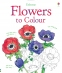 Flower Colouring Book